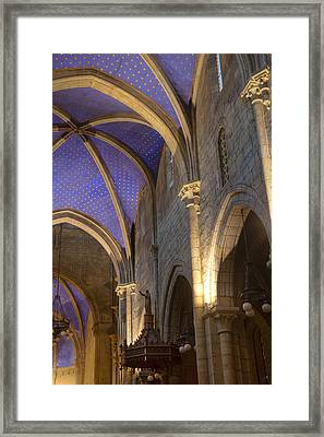 Grand Arches Framed Print