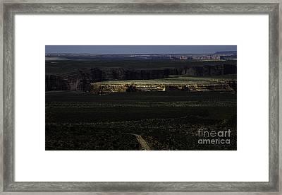 Grand Canyon 12 Framed Print by Richard Mason