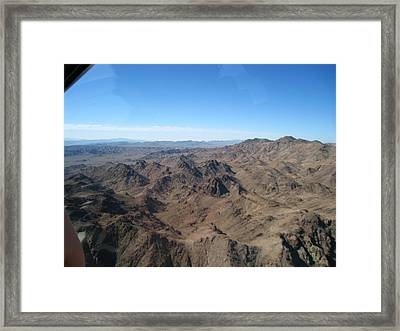 Grand Canyon - 12123 Framed Print by DC Photographer
