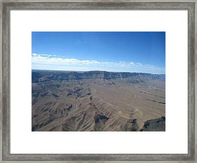 Grand Canyon - 121234 Framed Print by DC Photographer