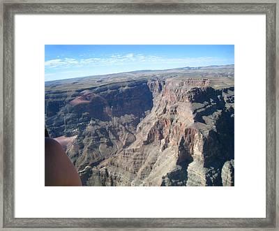 Grand Canyon - 121243 Framed Print