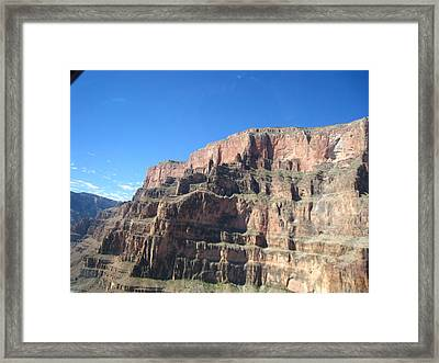Grand Canyon - 121257 Framed Print by DC Photographer