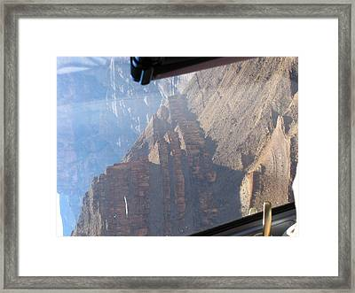 Grand Canyon - 121259 Framed Print by DC Photographer