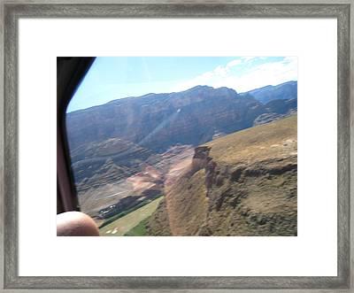 Grand Canyon - 121264 Framed Print