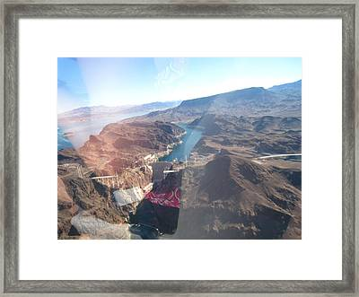 Grand Canyon - 12128 Framed Print by DC Photographer