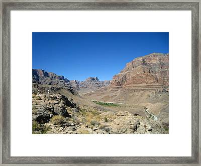 Grand Canyon - 121282 Framed Print by DC Photographer