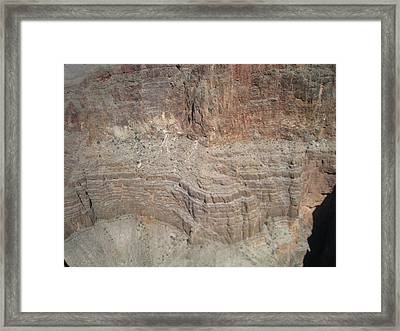 Grand Canyon - 121286 Framed Print by DC Photographer