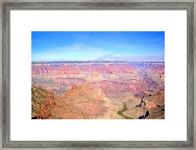 Grand Canyon 16 Framed Print