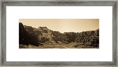 Grand Canyon 2007 Framed Print by BandC  Photography