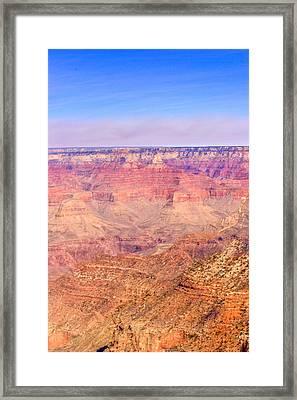 Grand Canyon 27 Framed Print
