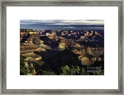 Grand Canyon 5 Framed Print by Richard Mason