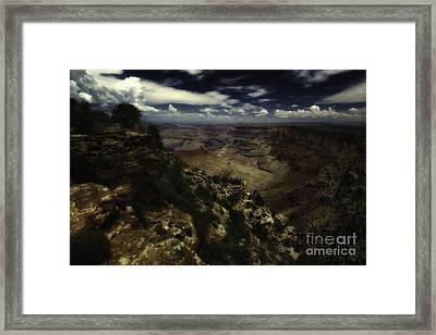 Grand Canyon 6 Framed Print by Richard Mason
