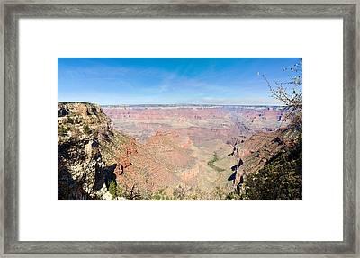 Grand Canyon 7 Framed Print