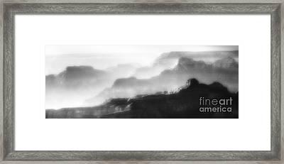 Grand Canyon 7 Framed Print by Richard Mason