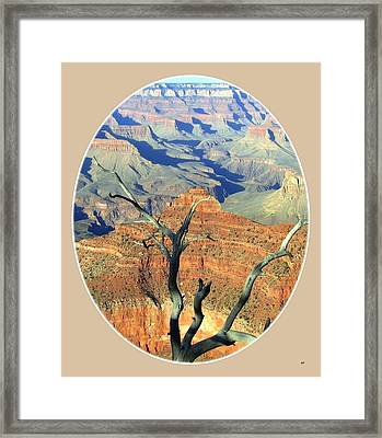 Grand Canyon 77 Framed Print