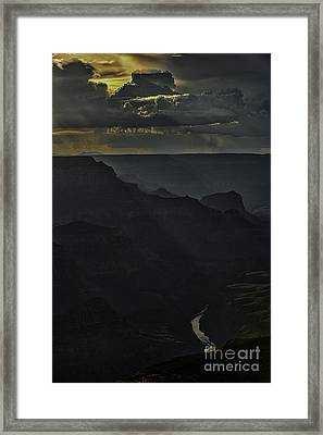 Grand Canyon 8 Framed Print by Richard Mason