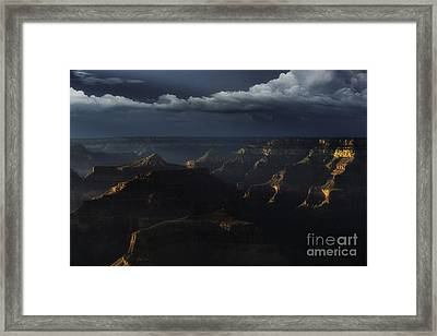 Grand Canyon 9 Framed Print by Richard Mason