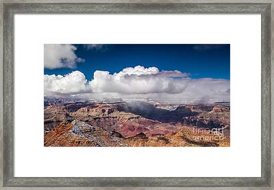 Grand Canyon Framed Print by Andreas Tauber