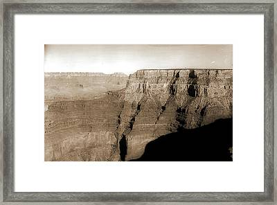 Grand Canyon, Arizona, Canyons, United States Framed Print by Litz Collection