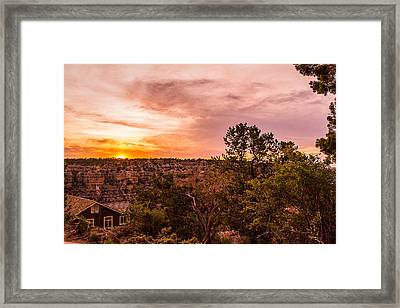 Grand Canyon Framed Print by Gestalt Imagery