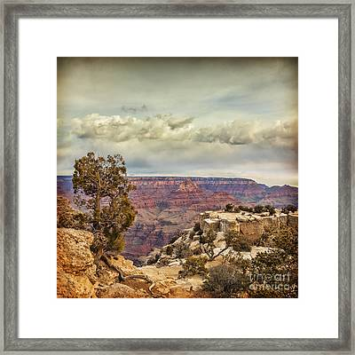 Grand Canyon Framed Print by Colin and Linda McKie