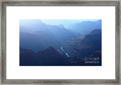 Grand Canyon Framed Print by Dipali S