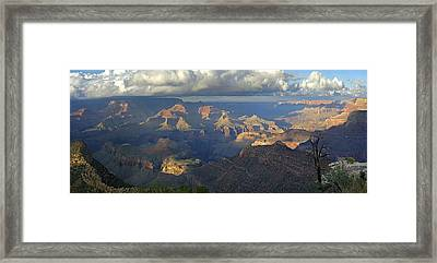Grand Canyon Framed Print by Gary Lobdell