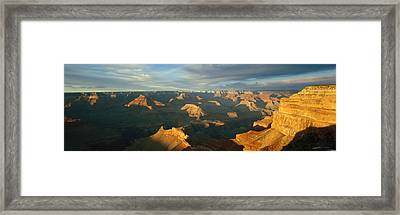 Grand Canyon National Park, Arizona, Usa Framed Print by Panoramic Images