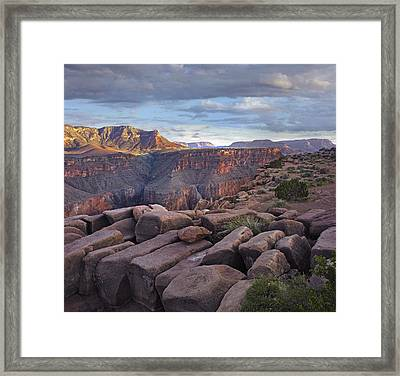 Grand Canyon National Park Framed Print by Tim Fitzharris