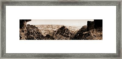Grand Canyon Of The Colorado, Arizona, Jackson, William Framed Print by Litz Collection