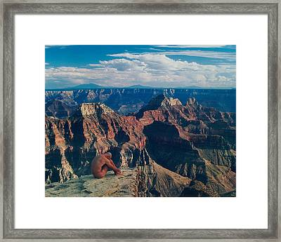 Grand Canyon Framed Print by Sean Lungmyers