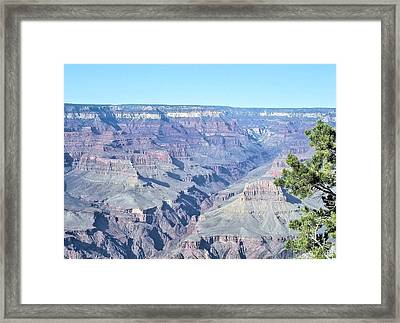 Grand Canyon South Framed Print