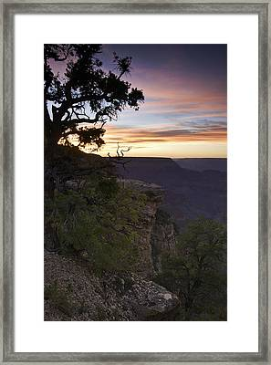 Grand Canyon Sunset 2 Framed Print
