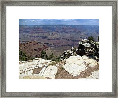 Grand Canyon View 2 Framed Print