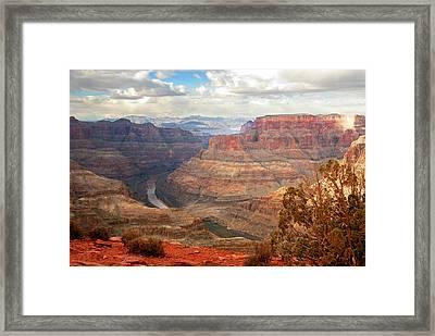 Grand Canyon - West Rim Framed Print