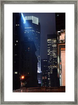 Grand Central Terminal 3 Framed Print