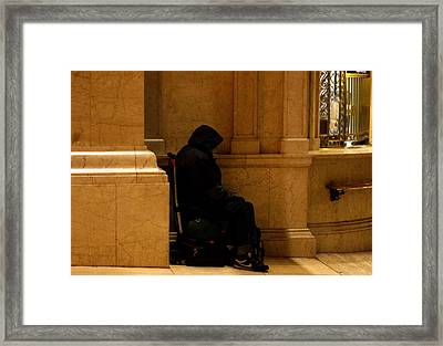 Grand Central Terminal 6 Framed Print