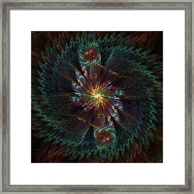 Grand Dame Framed Print by Kiki Art