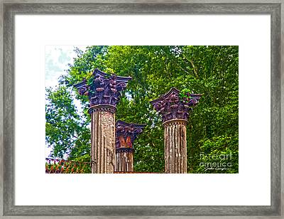 Grand Decay Framed Print