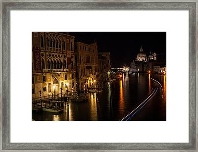 Framed Print featuring the photograph Grand Finale by Alex Lapidus