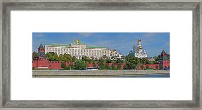 Grand Kremlin Palace, Church Framed Print