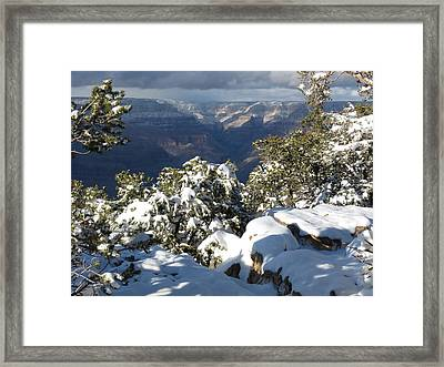 Grand Framed Print by Laurel Powell