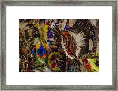 Grand March Framed Print