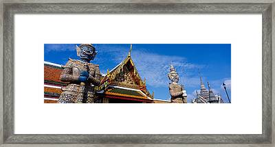 Grand Palace, Bangkok, Thailand Framed Print by Panoramic Images