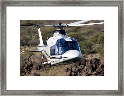 Grand Framed Print by Paul Job
