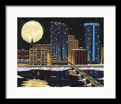 Amway Grand Framed Prints