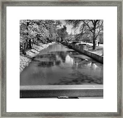 Grand Rapids Framed Print
