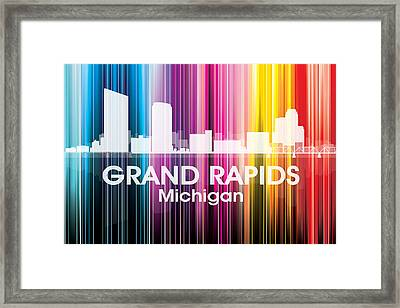 Grand Rapids Mi 2 Framed Print