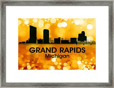 Grand Rapids Mi 3 Framed Print