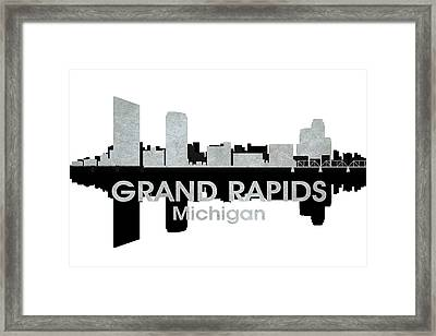 Grand Rapids Mi 4 Framed Print
